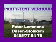 Party-tent Peter Lemmens klein.JPG